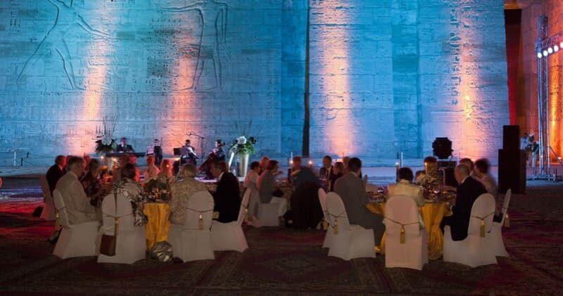 Albert Ballin Event in Ägypten