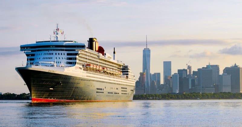 Die Bahn Erlebnisreise auf Höhe 0 mit Cunard