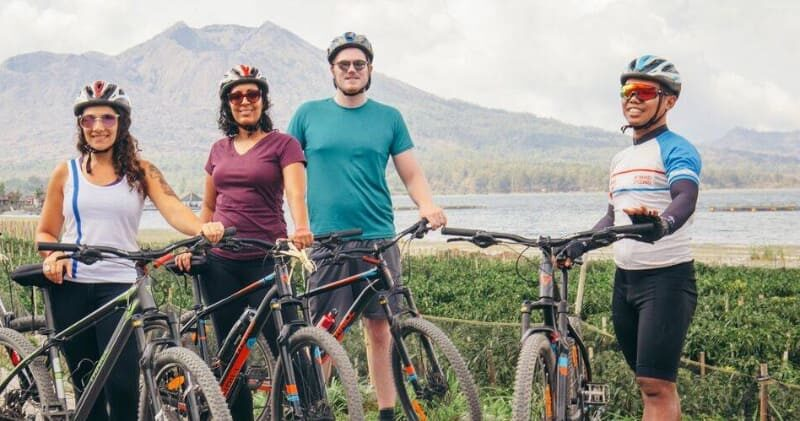 Intrepid Cycling Bali