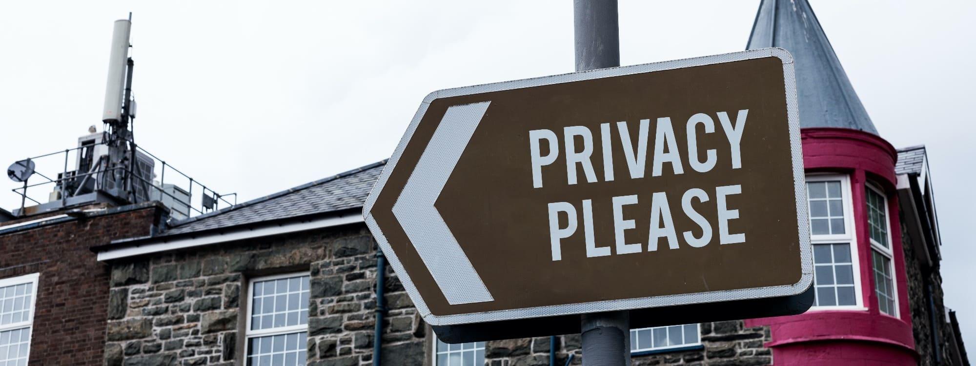 Datenschutz wird groß geschrieben bei der Reiseberatung Exclusive Cruising