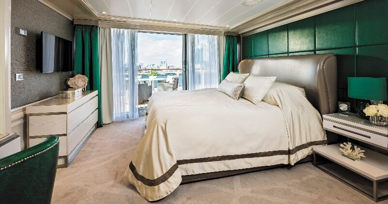 Regent Seven Seas Explorer Grand Suite