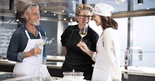 Kulinarik auf der Seven Seas Voyager